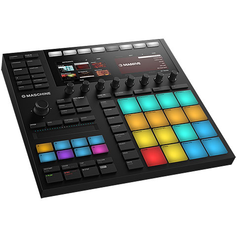 Contrôleur MIDI Native Instruments Maschine Mk3 black