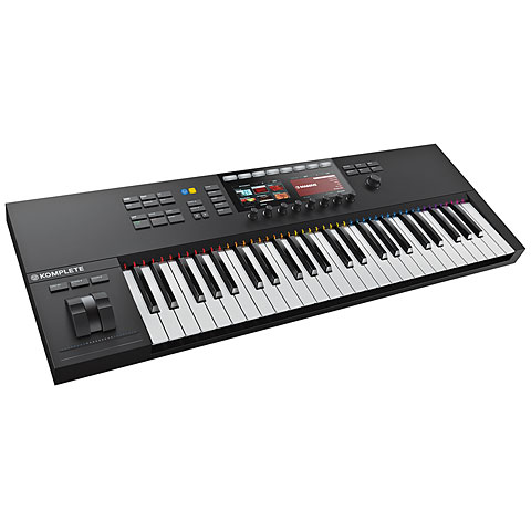 Masterkeyboard Native Instruments Kontrol S49 MK2