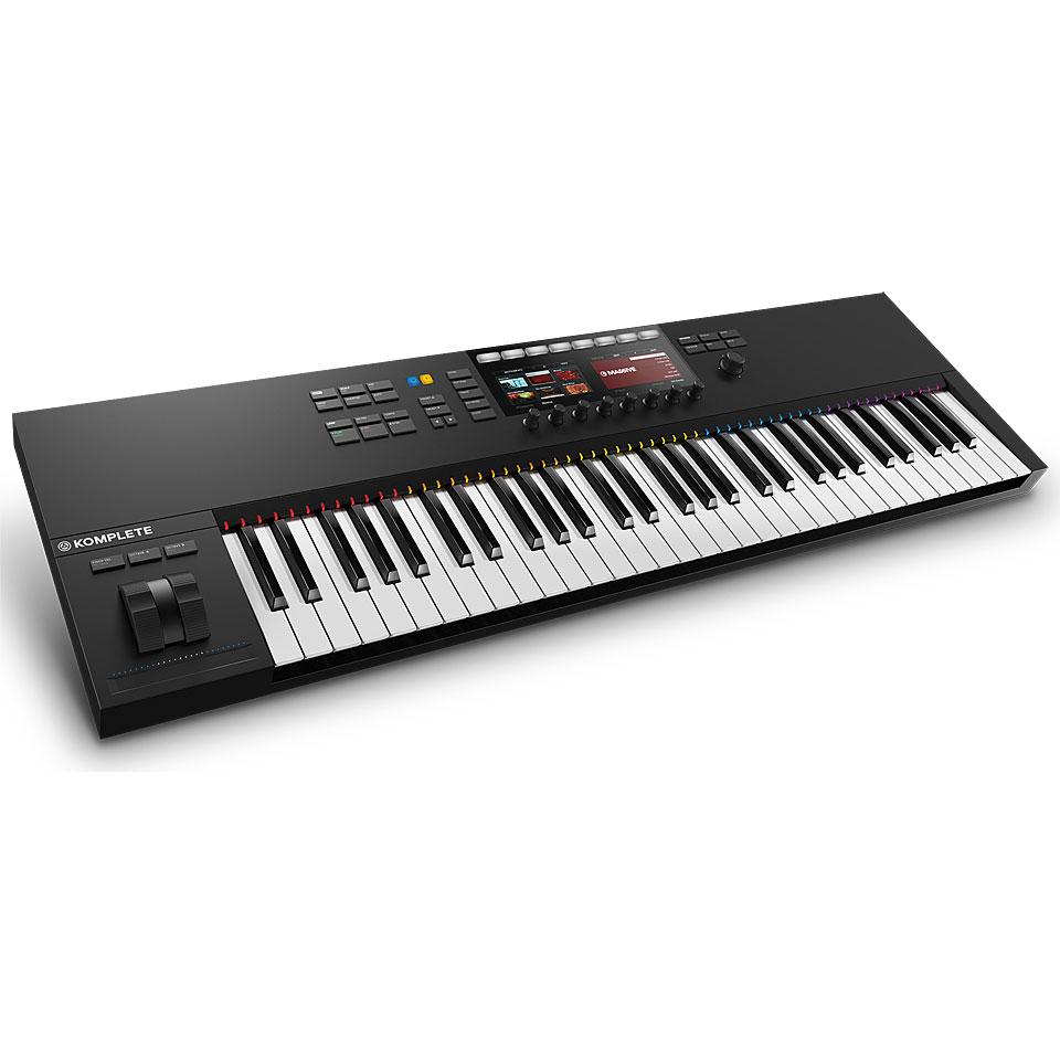 Midimasterkeyboards - Native Instruments Kontrol S61 MK2 Masterkeyboard - Onlineshop Musik Produktiv
