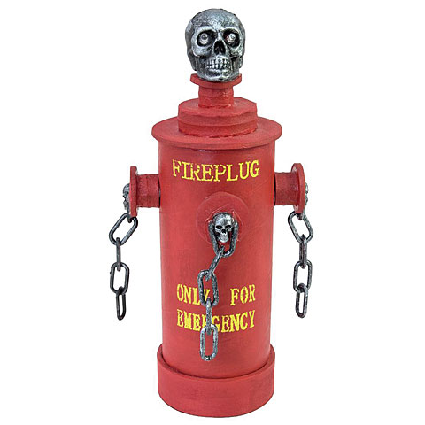 Europalms Halloween Feuerhydrant