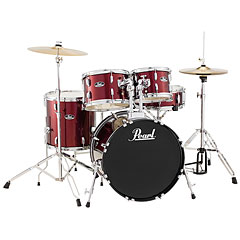 "Pearl Roadshow 18"" Red Wine « Batería"