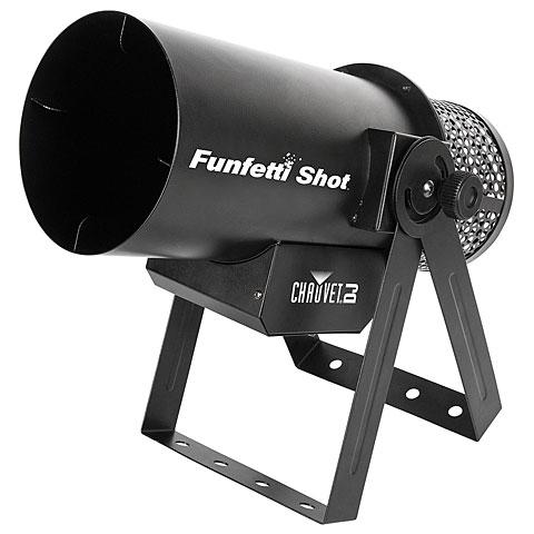 Chauvet Funfetti Shot Konfettikanone