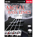 Hal Leonard Metal Bass Lines « Instructional Book