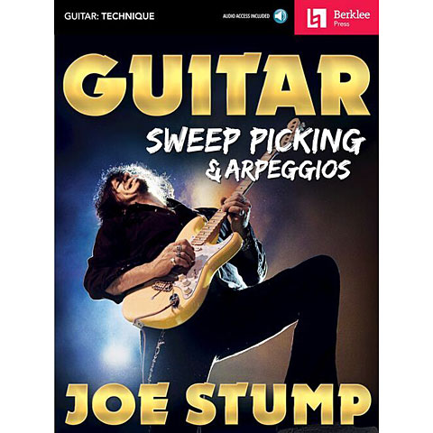 Hal Leonard Guitar Sweep Picking & Arpeggios