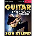 Manuel pédagogique Hal Leonard Guitar Sweep Picking & Arpeggios