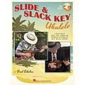 Hal Leonard Slide & Slack Key Ukulele « Instructional Book