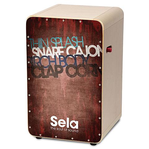 Sela CaSela Pro SE080 Vintage Red