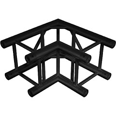 Expotruss X4K-30 J-210, 90° Black « Truss