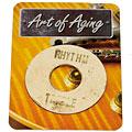 Schalterplatte Crazyparts Art of Aging Pokerchip, Ivory, Hard Aged