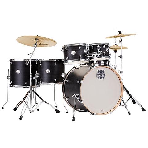 Mapex Storm 22  Ebony Blue Grain Full Pack Drum-Set
