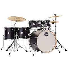 Mapex Storm 22  Ebony Blue Grain Full Pack Drum-Set