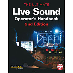 Hal Leonard The Ultimate Live Sound Operator's Handbook – 2nd « Livre technique