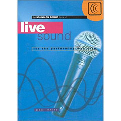 Hal Leonard Live Sound for the Performing Musician « Livre technique