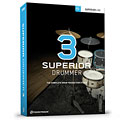 Synthétiseurs virtuels Toontrack Superior Drummer 3