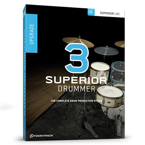 Toontrack Superior Drummer 3 UPD