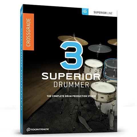 Toontrack Superior Drummer 3 CRG