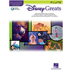 Hal Leonard Disney Greats for Flute « Play-Along