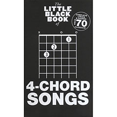 Music Sales The Little Black Book: 4-Chord Songs « Songbook