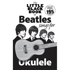 Music Sales The Little Black Book of Beatles Songs for Ukulele « Cancionero