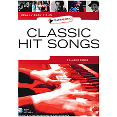 Music Sales Really Easy Piano - Classic Hit Songs « Notenbuch