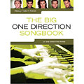 Recueil de Partitions Music Sales Really Easy Piano - The Big One Direction Songbook