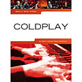 Libro de partituras Music Sales Really Easy Piano - Coldplay