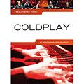 Нотная тетрадь  Music Sales Really Easy Piano - Coldplay