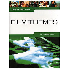 Music Sales Really Easy Piano - Film Themes - 24 Screen Hits « Libro de partituras