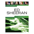 Music Sales Really Easy Piano - Ed Sheeran - 18 Ed Sheeran Songs « Notenbuch
