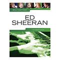 Nuty Music Sales Really Easy Piano - Ed Sheeran