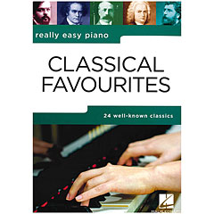 Music Sales Really Easy Piano - Classical Favourites « Notenbuch