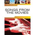 Μυσικές σημειώσεις Music Sales Really Easy Piano - Songs From The Movies