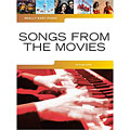 Music Sales Really Easy Piano - Songs From The Movies « Recueil de Partitions