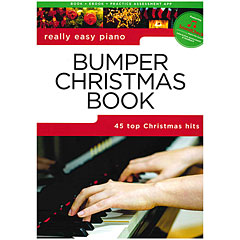 Music Sales Really Easy Piano - Bumper Christmas Book « Music Notes