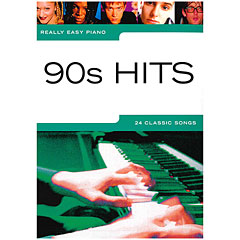 Music Sales Really Easy Piano - 90s Hits « Notenbuch