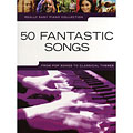 Music Sales Really Easy Piano Collection - 50 Fantastic Songs - From Pop Songs to Classical Themes « Notenbuch
