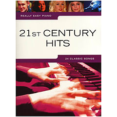 Music Sales Really Easy Piano - 21st Century Hits « Notenbuch