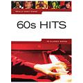 Libro di spartiti Music Sales Really Easy Piano - 60s Hits