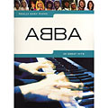Music Sales Really Easy Piano - ABBA « Recueil de Partitions