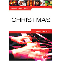 Music Sales Really Easy Piano - Christmas « Notenbuch