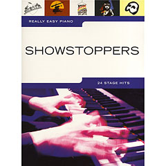 Music Sales Really Easy Piano - Showstoppers - 24 Stage Hits « Recueil de Partitions