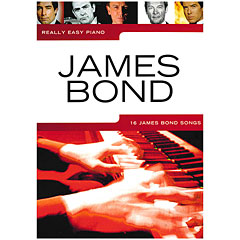 Music Sales Really Easy Piano - James Bond « Notenbuch