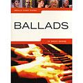 Recueil de Partitions Music Sales Really Easy Piano - Ballads