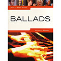 Music Sales Really Easy Piano - Ballads « Notenbuch