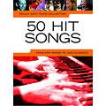 Libro de partituras Music Sales Really Easy Piano - 50 Hit Songs