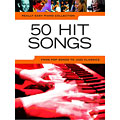 Нотная тетрадь  Music Sales Really Easy Piano - 50 Hit Songs