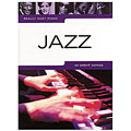 Libro di spartiti Music Sales Really Easy Piano - Jazz