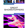 Music Sales Really Easy Piano - Great Showstoppers  «  Recueil de Partitions