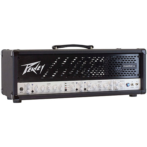Topteil E-Gitarre Peavey Invective.120