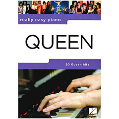 Music Sales Really Easy Piano - Queen « Music Notes